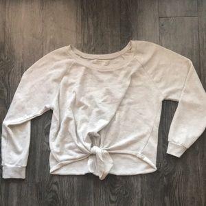 Ocean Drive Cropped Sweatshirt